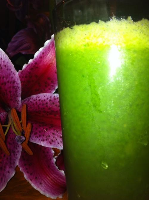 light and bright acidic flavor